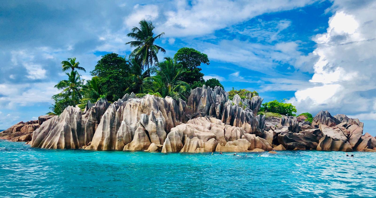 seychelles plage
